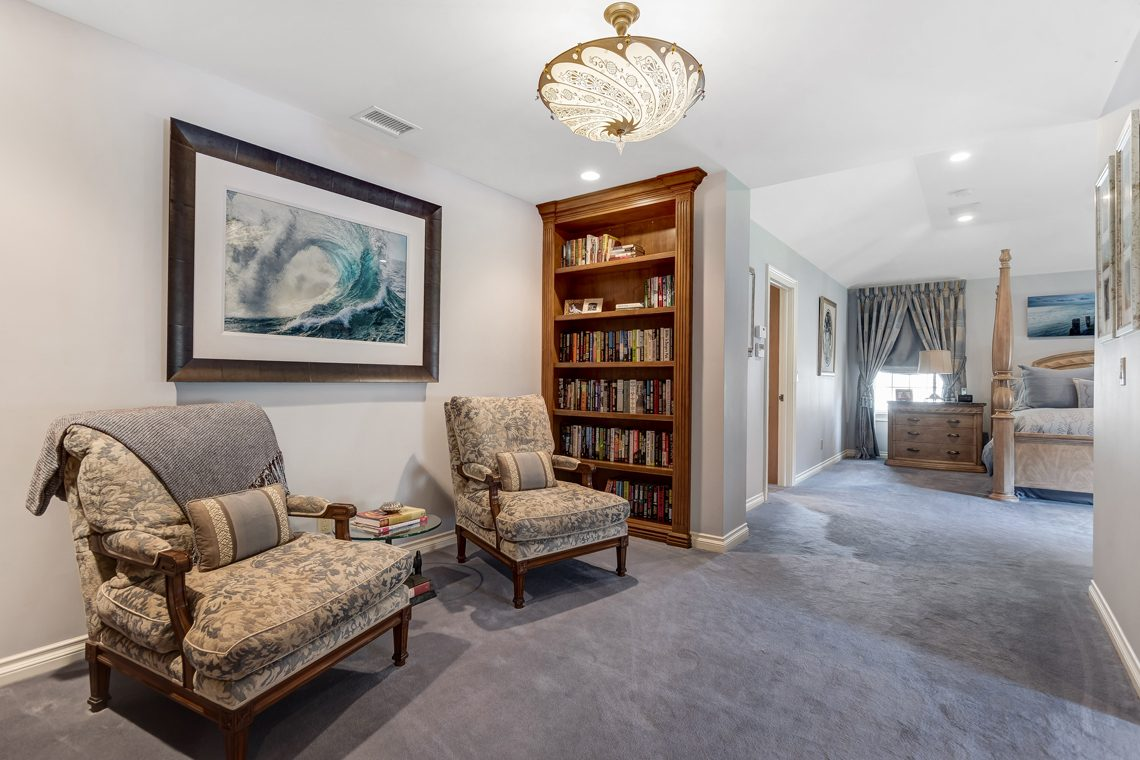 16 – 17 Clive Hills Road – Master Sitting Room