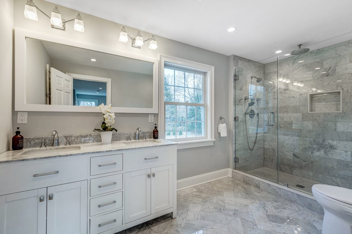 18 – 11 Washington Avenue – New Spa-like Master Bath
