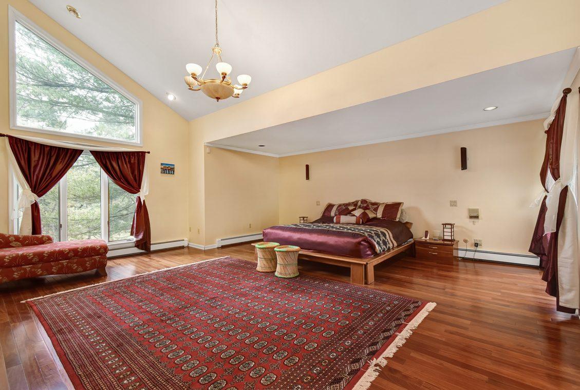 12 – 1 Lenape Road – Spectacular Master Bedroom