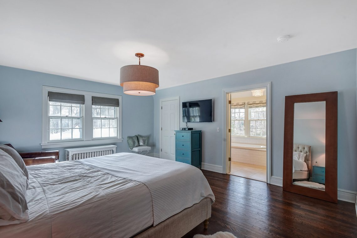 14 – 20 Hemlock Road – Master Bedroom