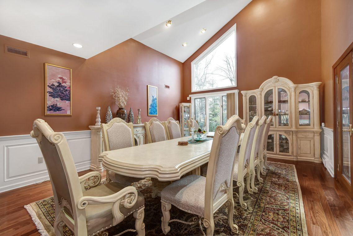 8 – 1 Lenape Road – Dining Room