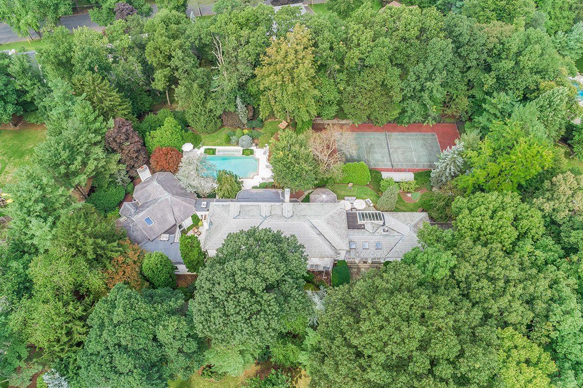 1 – 150 Hartshorn Drive – Aerial