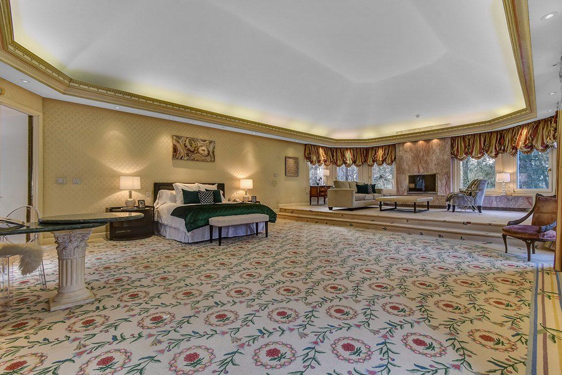 15 – 150 Hartshorn Drive – Master Bedroom