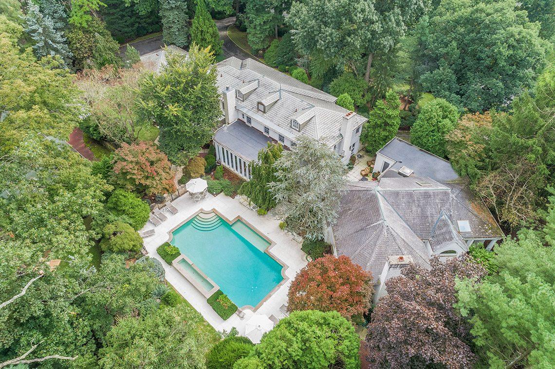 2 – 150 Hartshorn Drive – Aerial