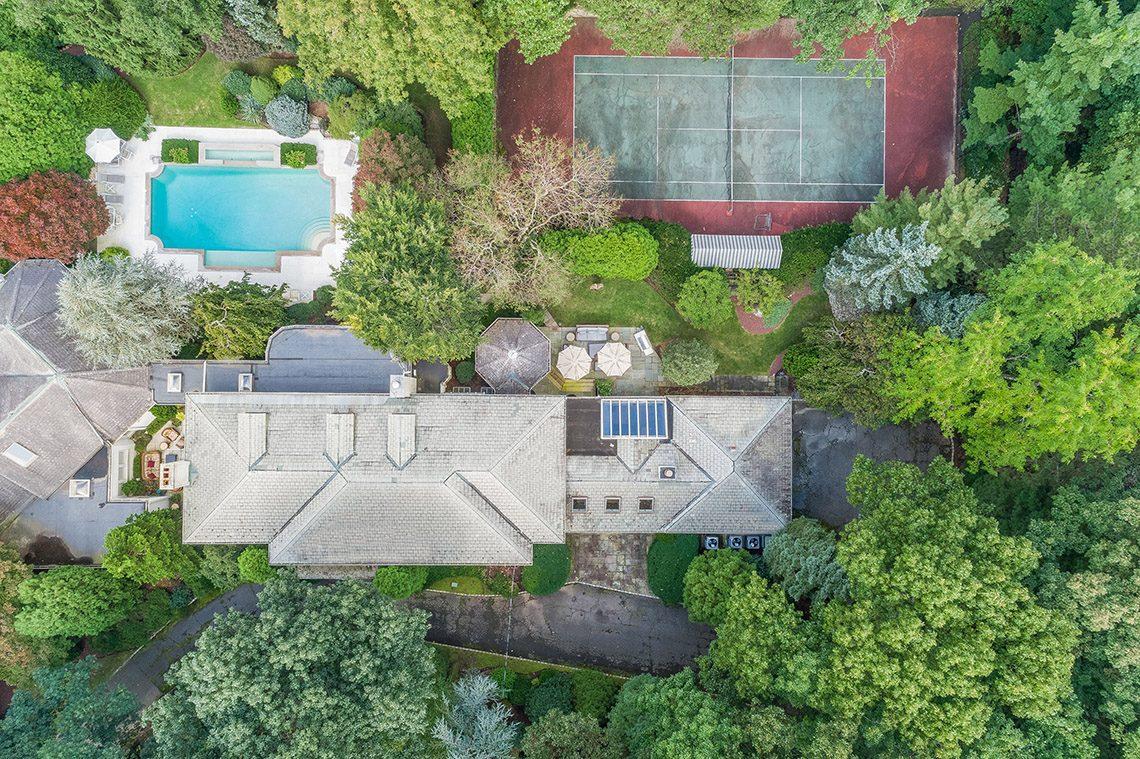 3 – 150 Hartshorn Drive – Aerial