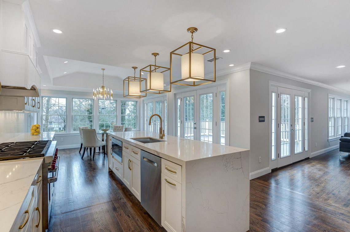 7 – 38 Barnsdale Road – Gourmet Eat-in Kitchen