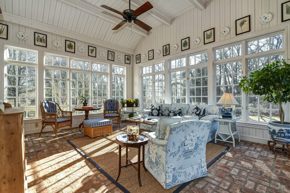10 – 2 Holly Hill Lane – Sunroom
