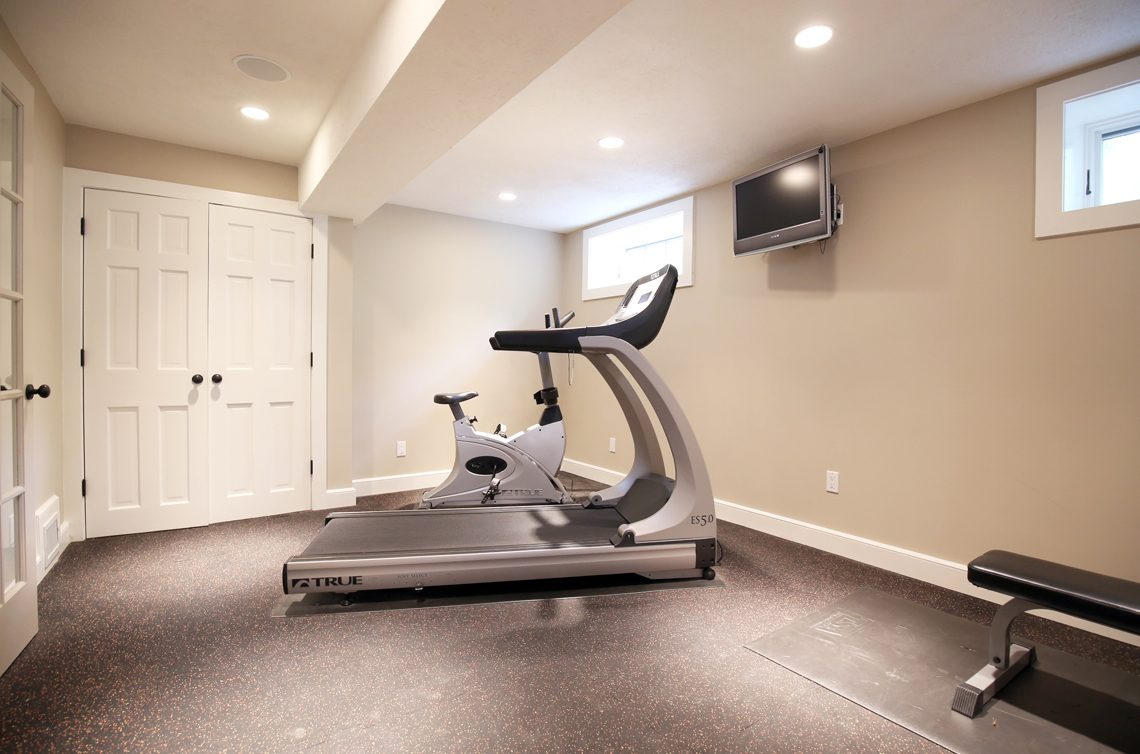 16 – 92 Lake Road – Exercise Room