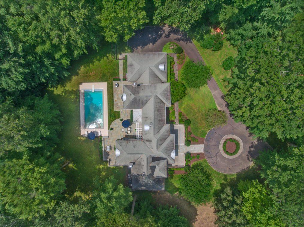 25 – 26 Sand Spring Lane – Aerial