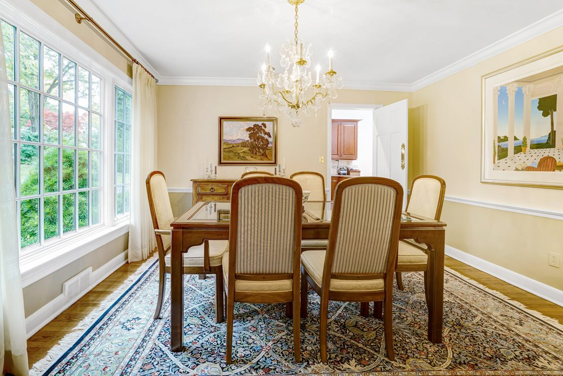 8 – 38 West Road – Dining Room