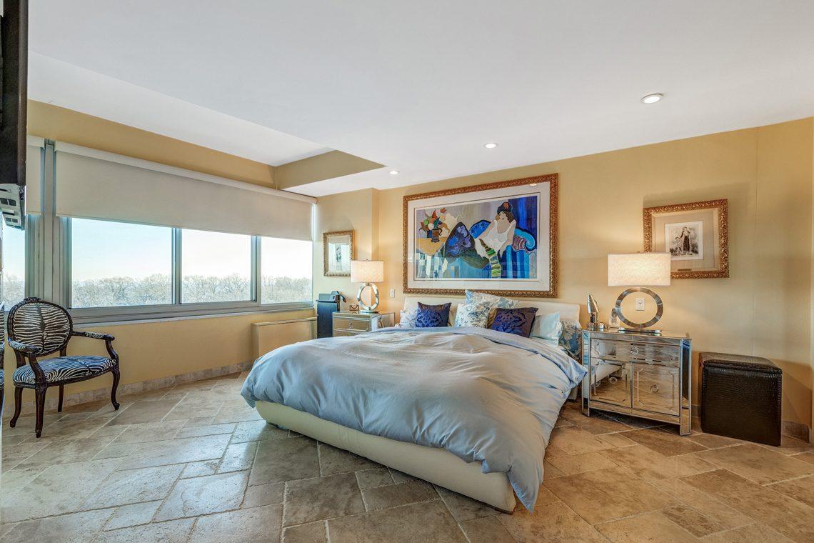 14 – 1 Claridge Drive – Master Bedroom