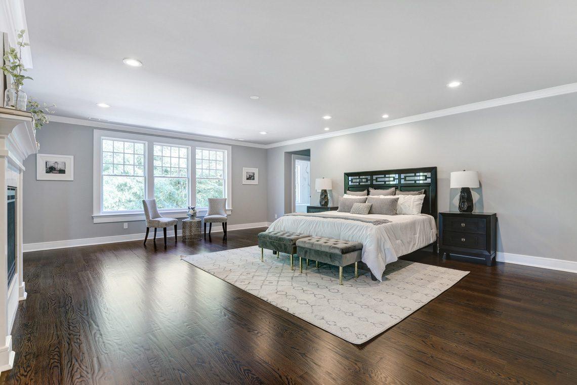 17 – 281 Hartshorn Drive – Master Bedroom