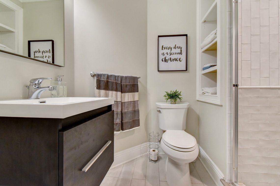 20 – 137 Silver Spring Road – Lower Level Full Bath