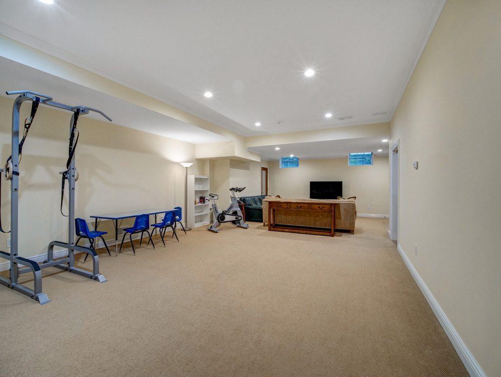 21 – 28 Montview Avenue – Recreation Room