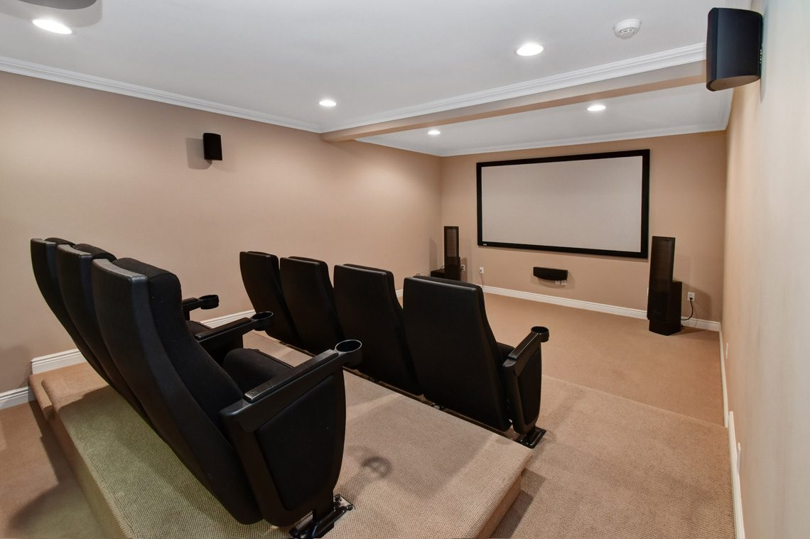 22 – 28 Montview Avenue – Media Room (1)