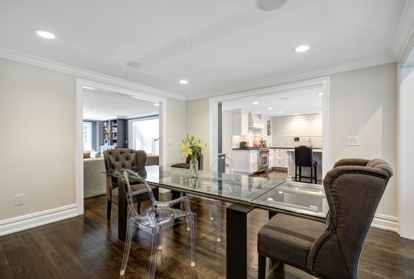 10 – 220 White Oak Ridge Road – Dining Room
