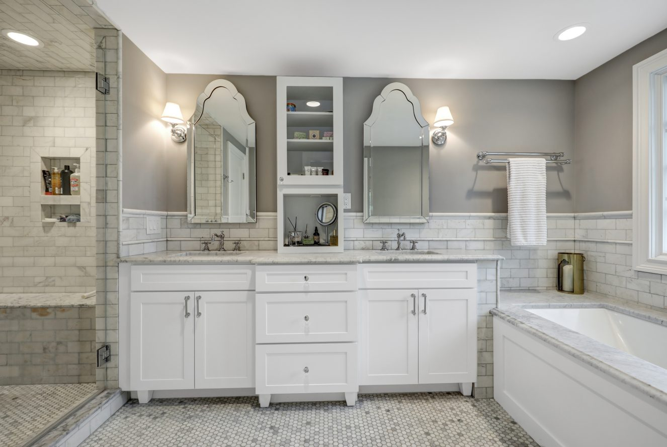15 – 220 White Oak Ridge Road – Master Bath