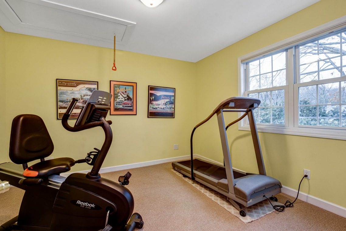 17 – 10 Eliot Place – Exercise Room