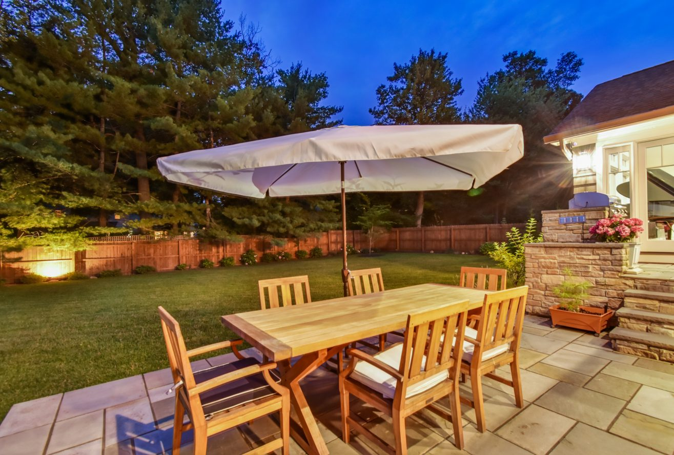 23 – 220 White Oak Ridge Road – Gorgeous Backyard