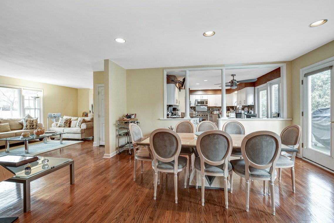 5 – 10 Eliot Place – Dining Room
