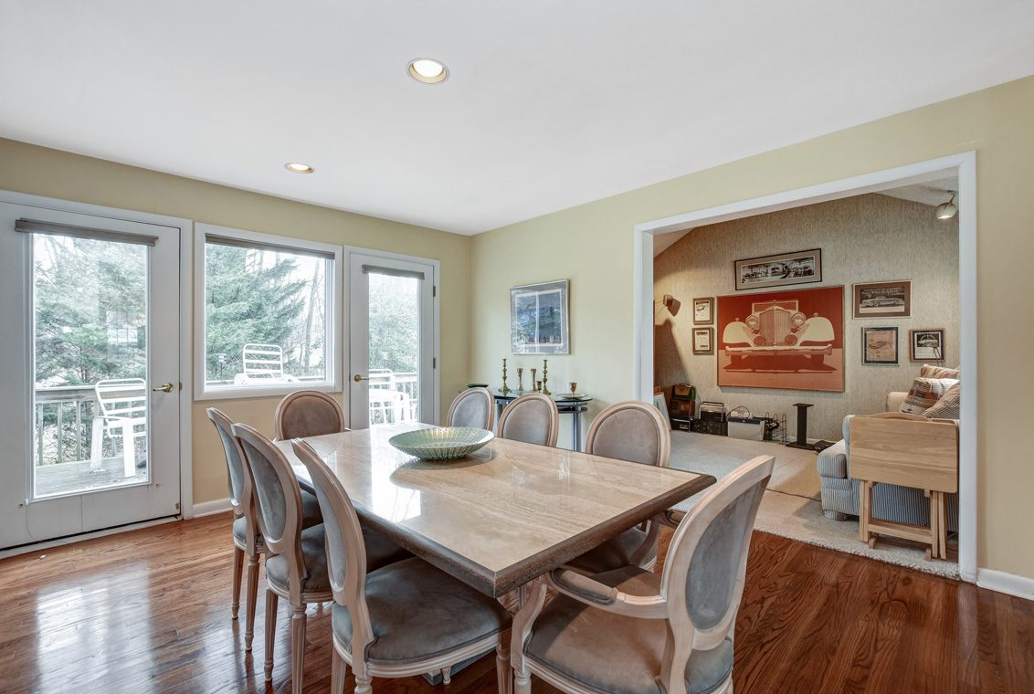 6 – 10 Eliot Place – Dining Room