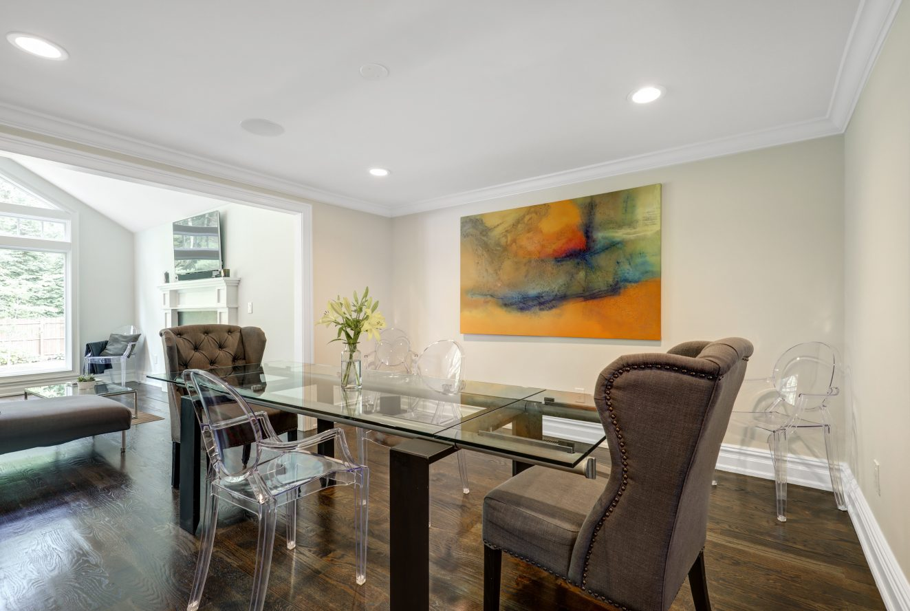 9 – 220 White Oak Ridge Road – Dining Room