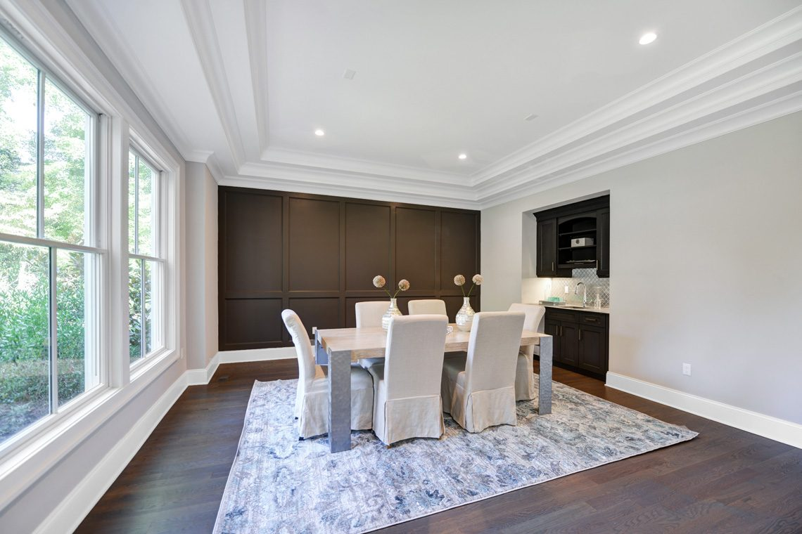 3 – 40 Hillside Avenue – Dining Room