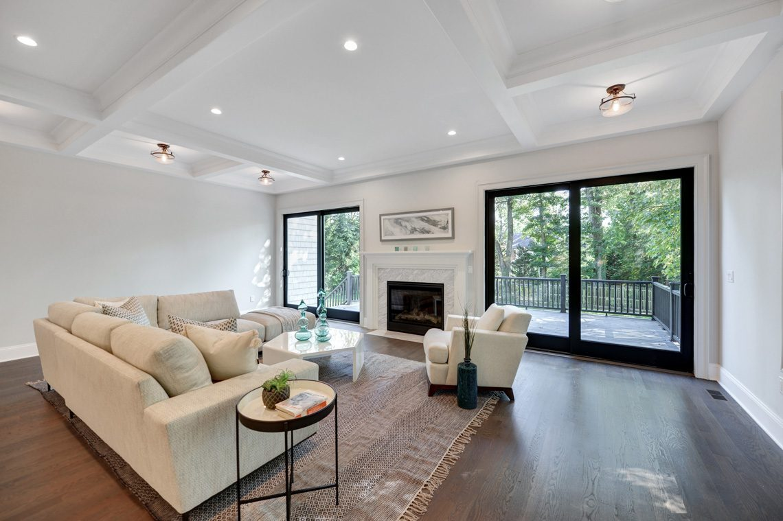 7 – 40 Hillside Avenue – Family Room