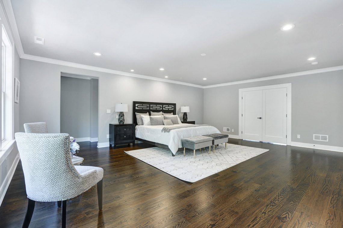 18 – 281 Hartshorn Drive – Master Bedroom