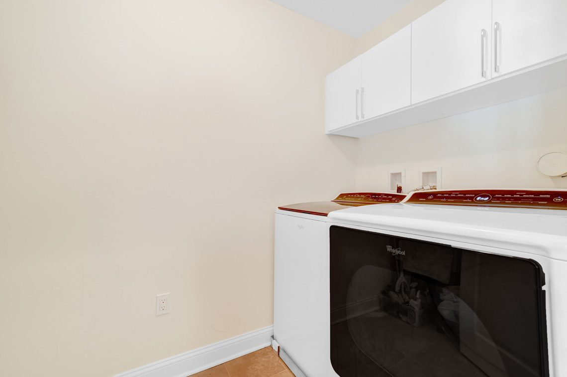 20 – 14 Metzger Drive – Laundry Room