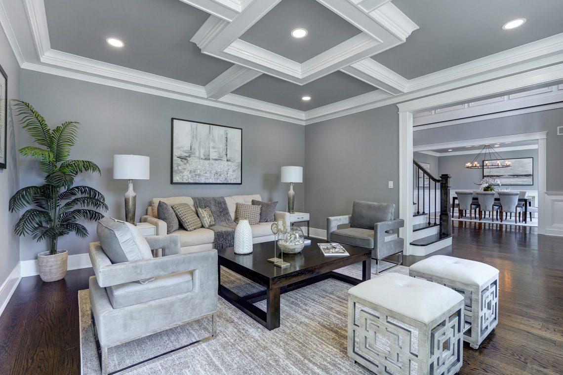 4 – 281 Hartshorn Drive – Living Room