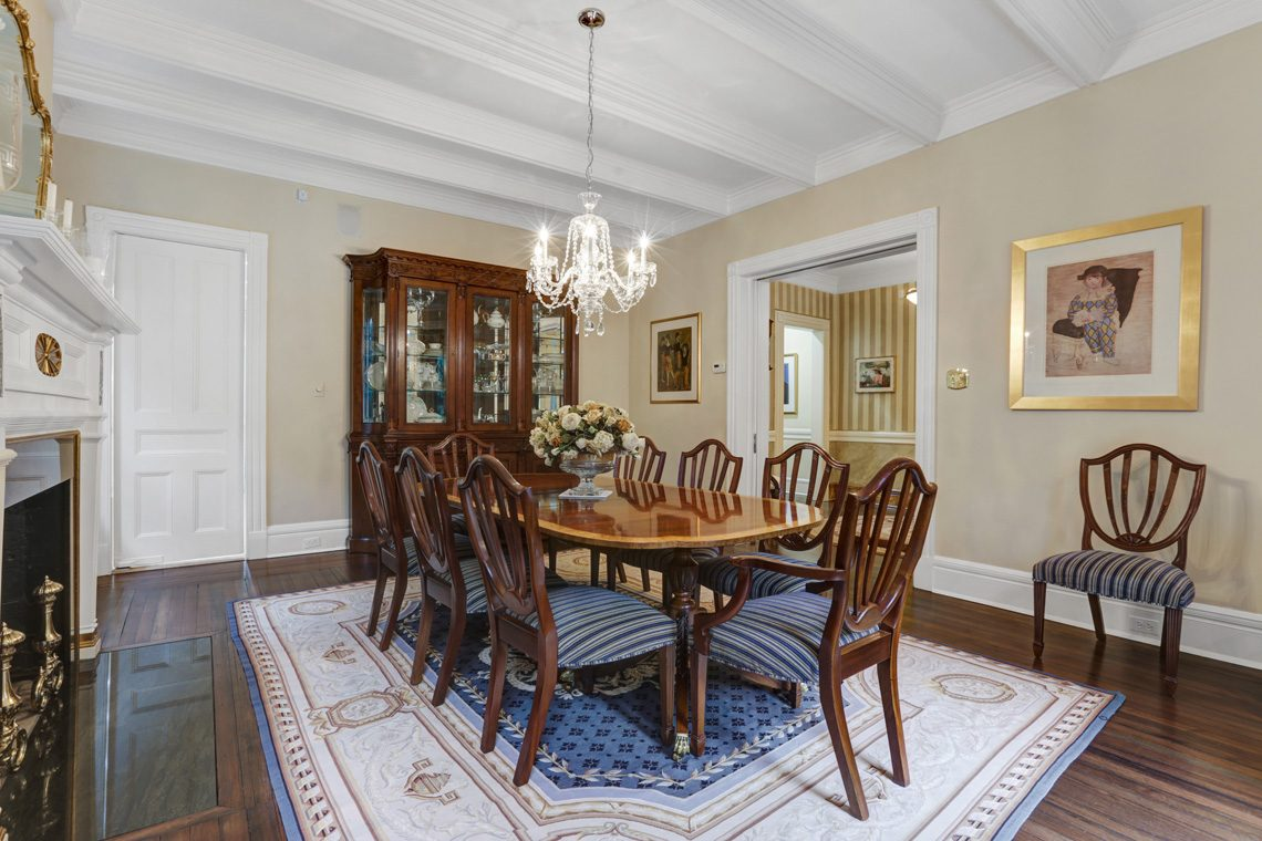 6 – 118 Forest Drive – Dining Room
