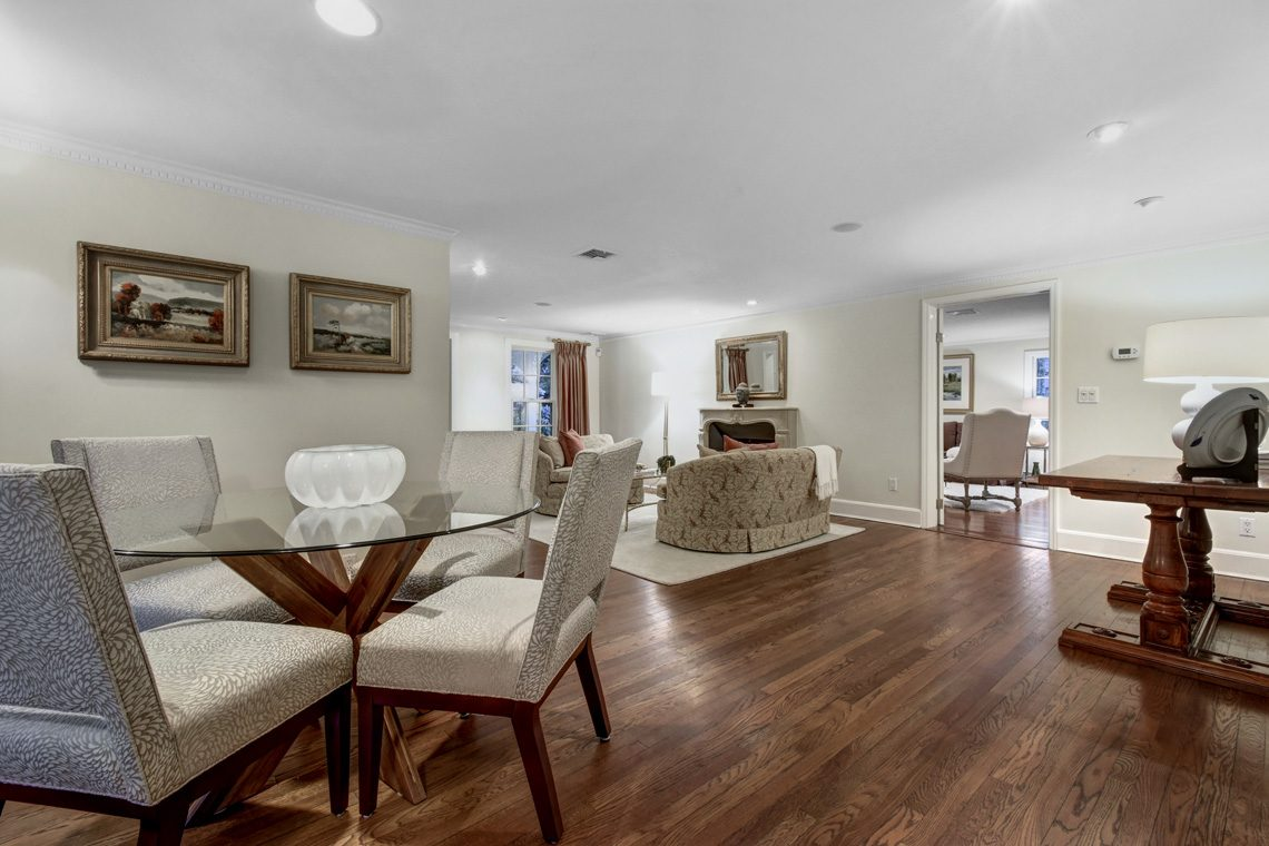 12 – 438 White Oak Ridge Road – Living Room