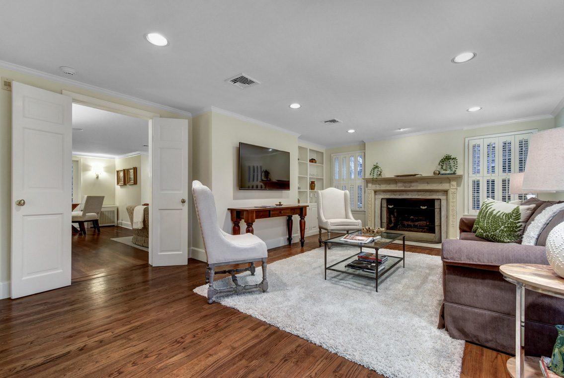 13 – 438 White Oak Ridge Road – Family Room