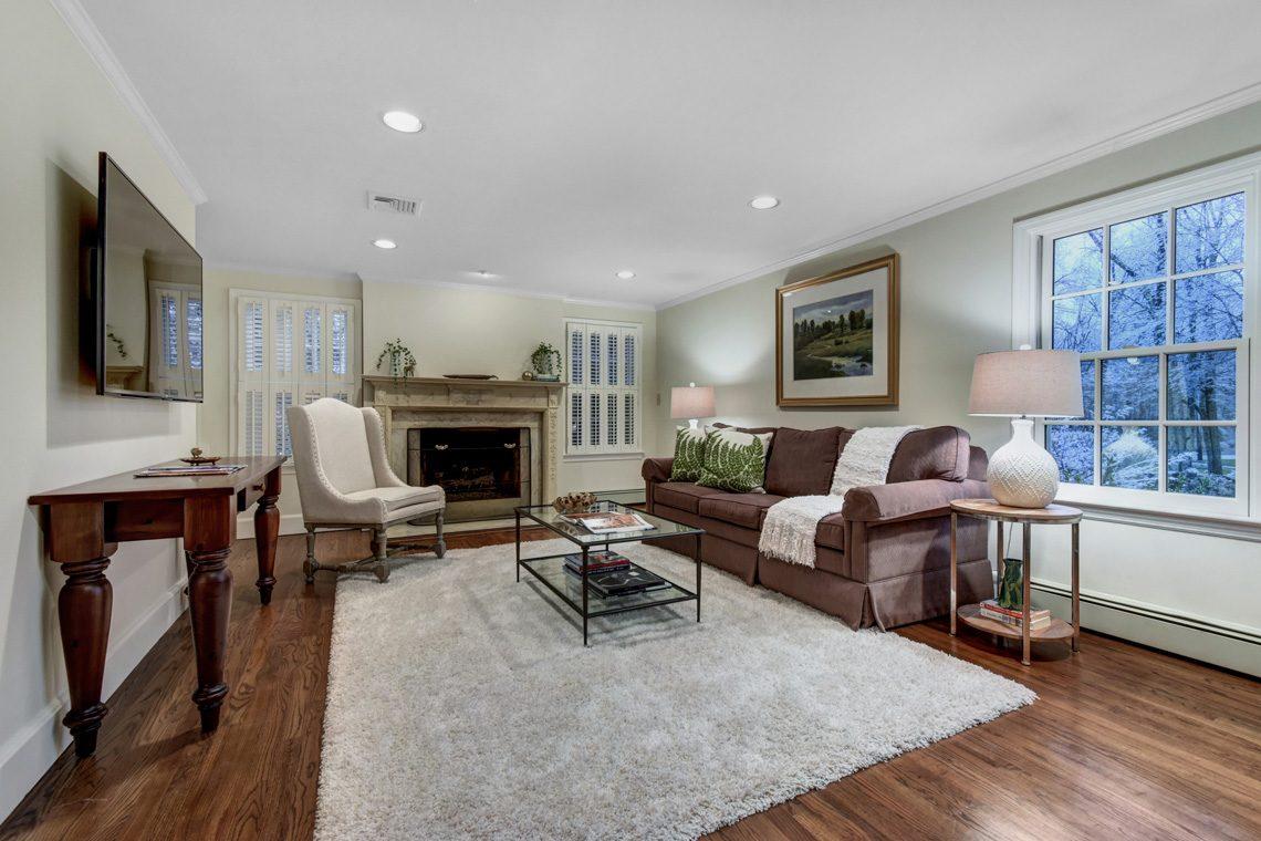 14 – 438 White Oak Ridge Road – Family Room