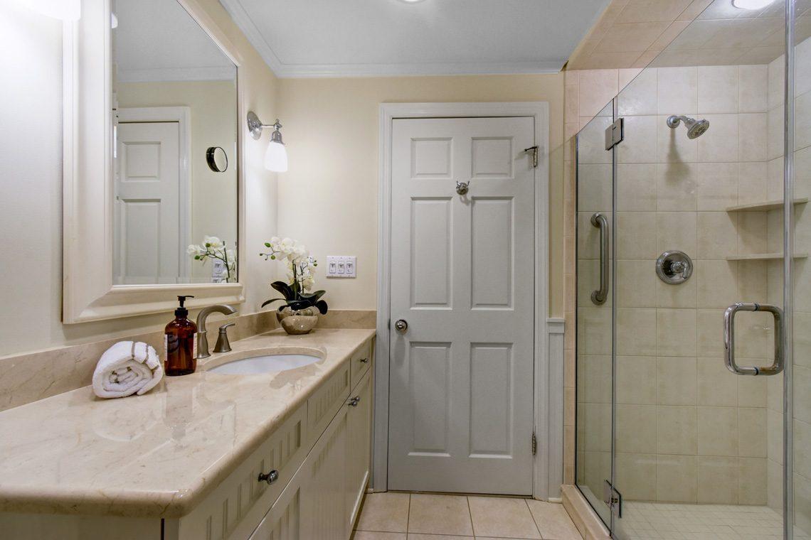 16 – 438 White Oak Ridge Road – In-law Suite Bath