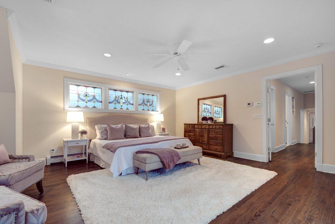 18 – 438 White Oak Ridge Road – Master Bedroom
