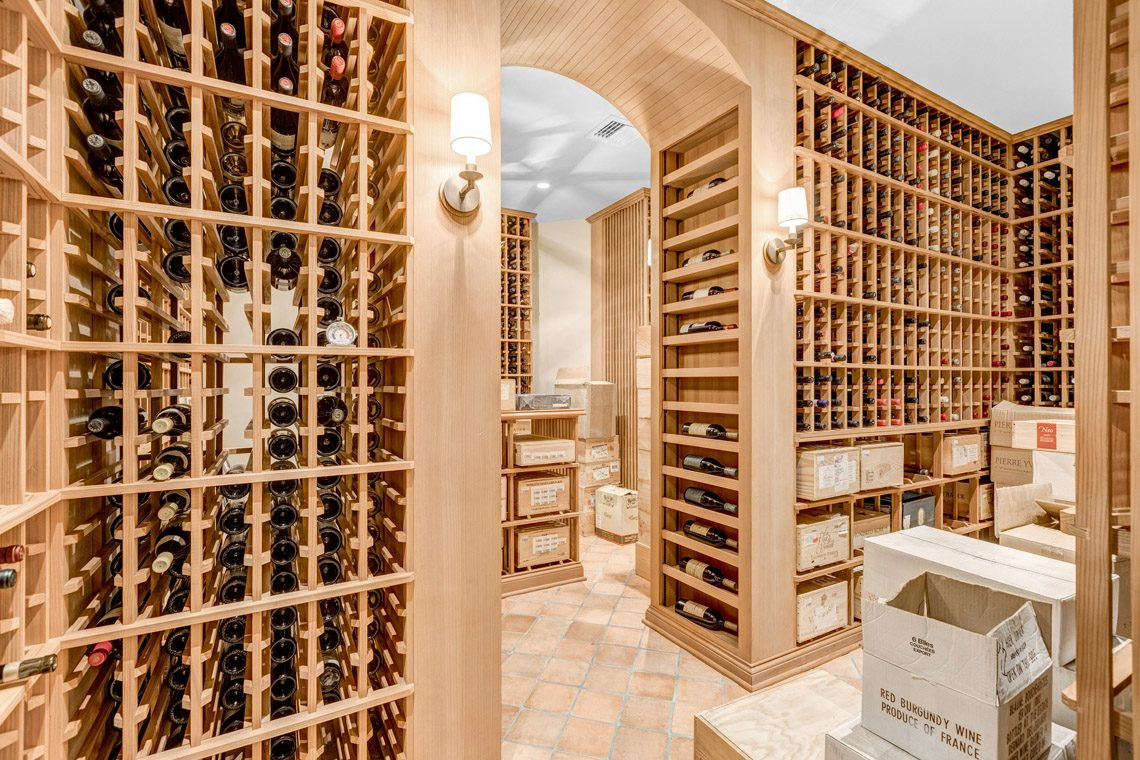 20 – 121 Lees Hill Road – Wine Cellar