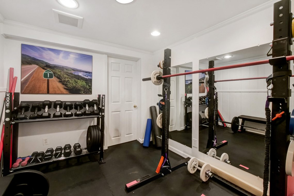 23 – 29 Byron Road – Exercise Room