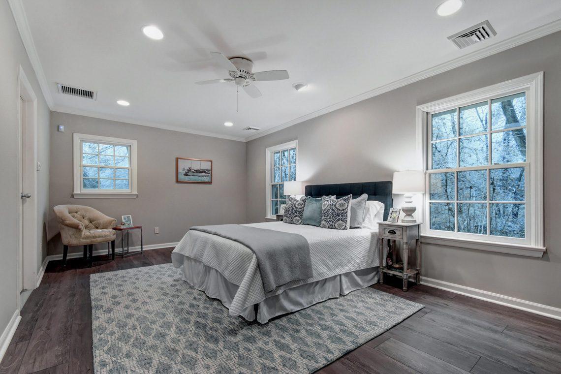 23 – 438 White Oak Ridge Road – Guest House Bedroom