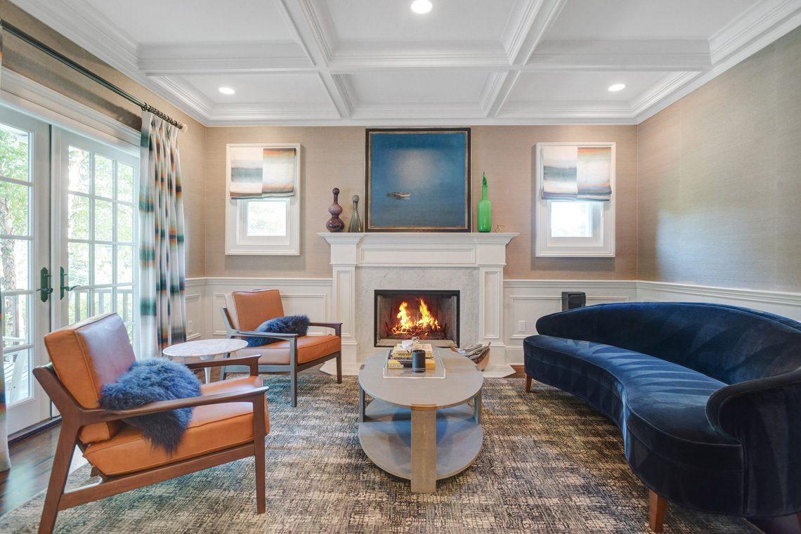 3 – 81 Farley Road – Living Room