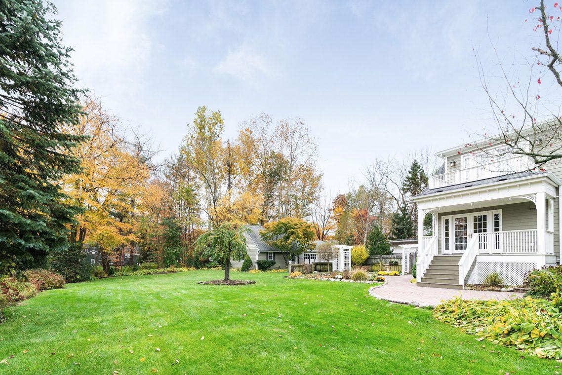 4 – 438 White Oak Ridge Road – Backyard