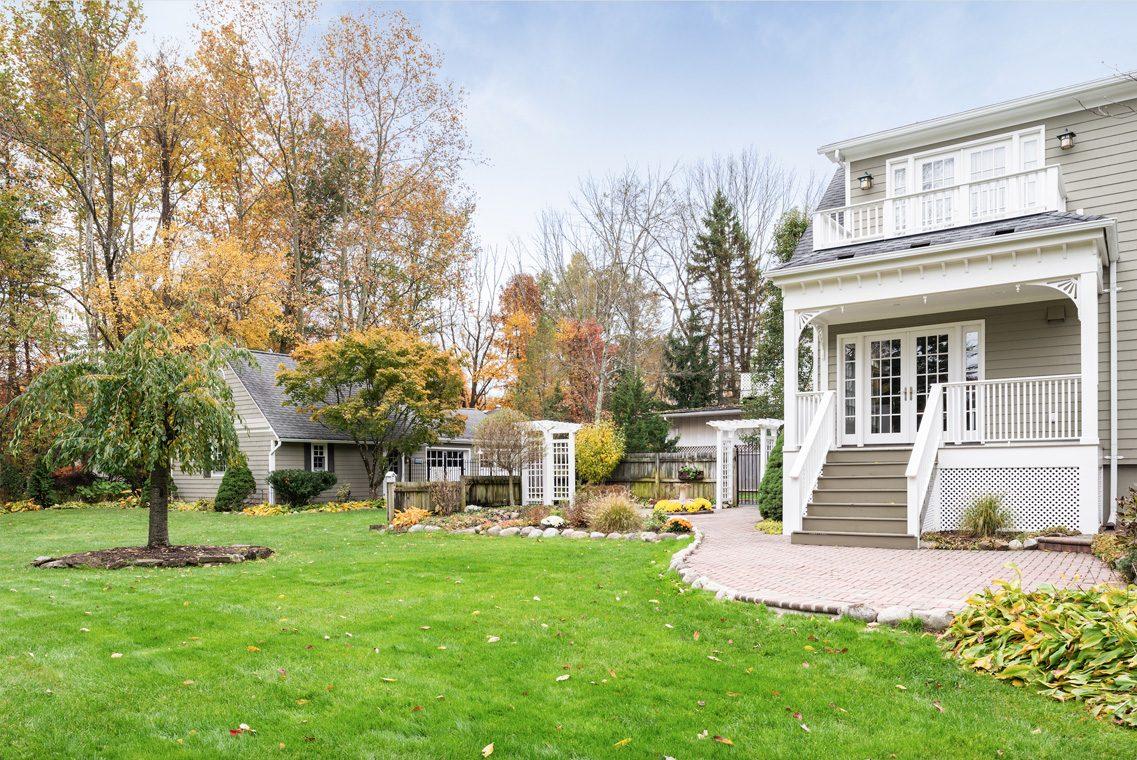5 – 438 White Oak Ridge Road – Backyard