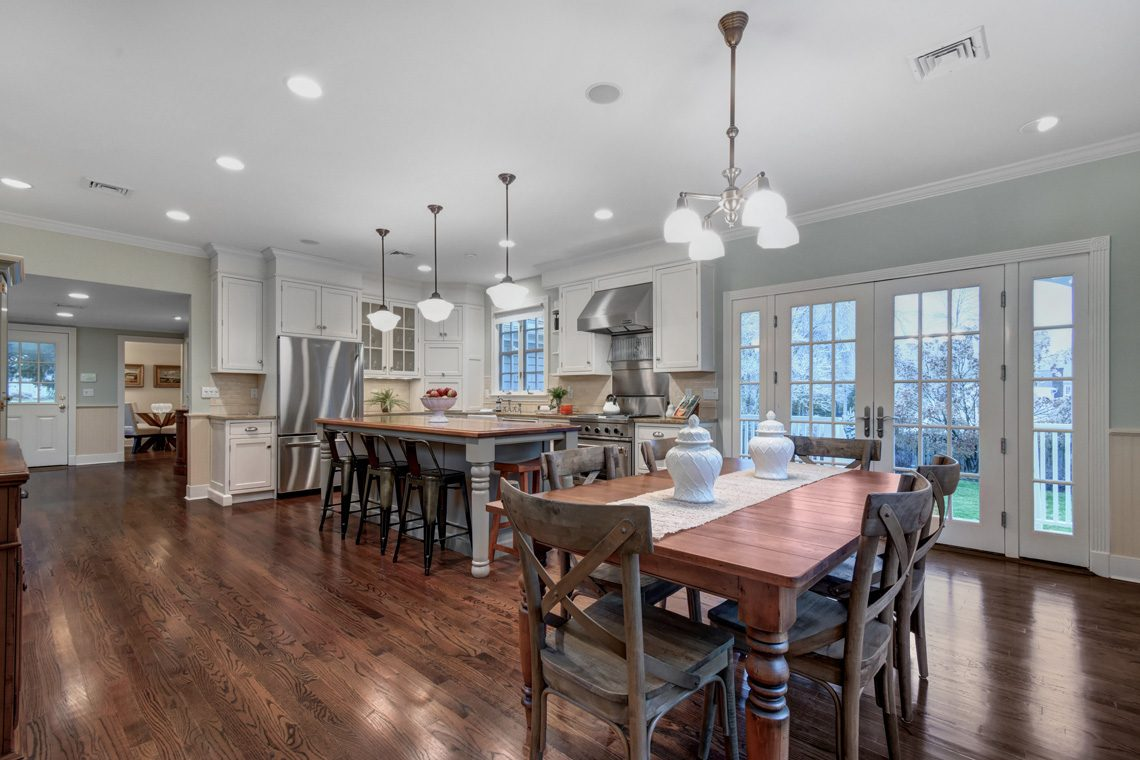 7 – 438 White Oak Ridge Road – Eat-in Kitchen