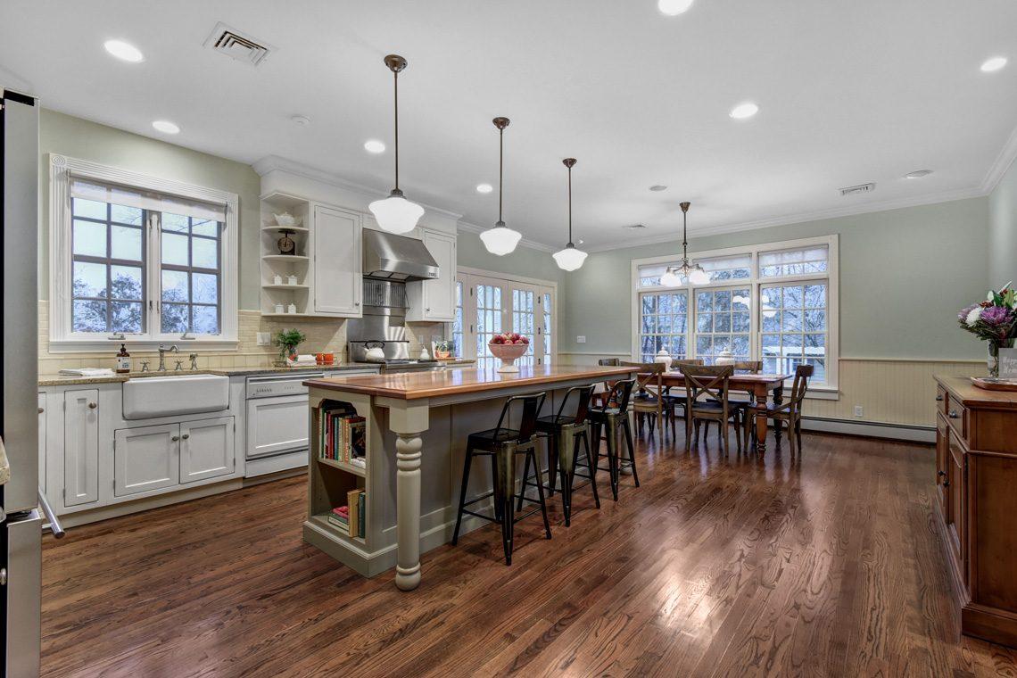 8 – 438 White Oak Ridge Road – Eat-in Kitchen