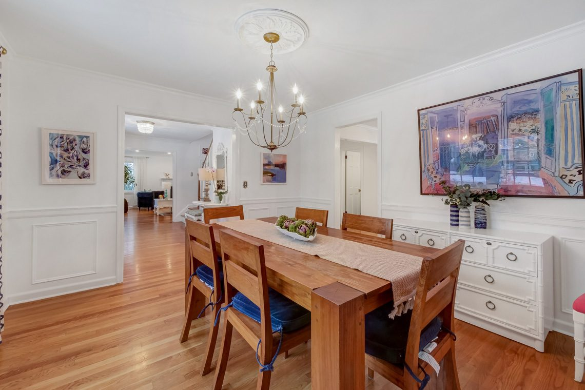 9 – 29 Byron Road – Dining Room