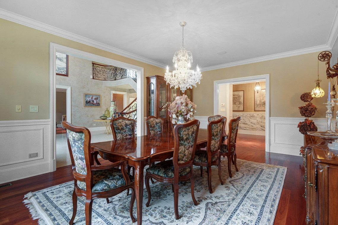 4 – 35 Lakeview Avenue – Dining Room