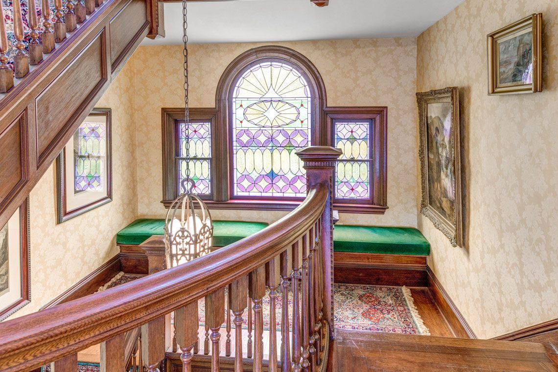 14 – 97 Maple Street – Stunning Staircase to Second Level