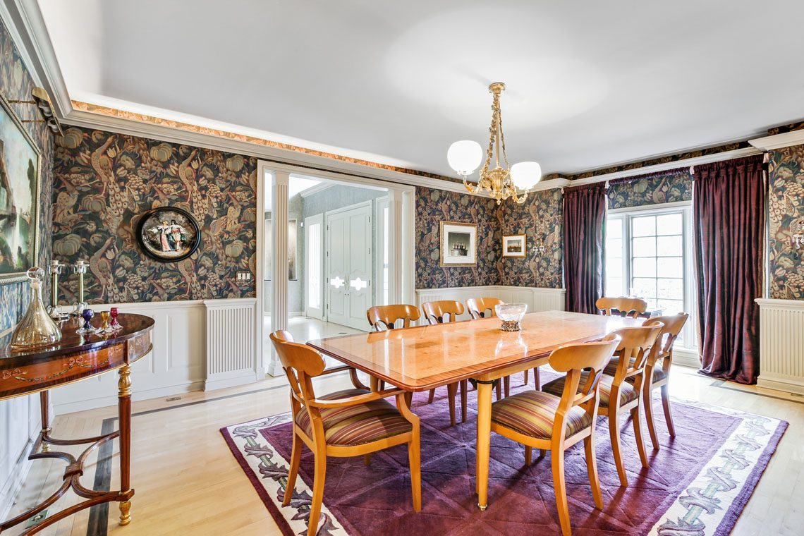 10 – 24 Mountain Ridge Drive – Dining Room (1)