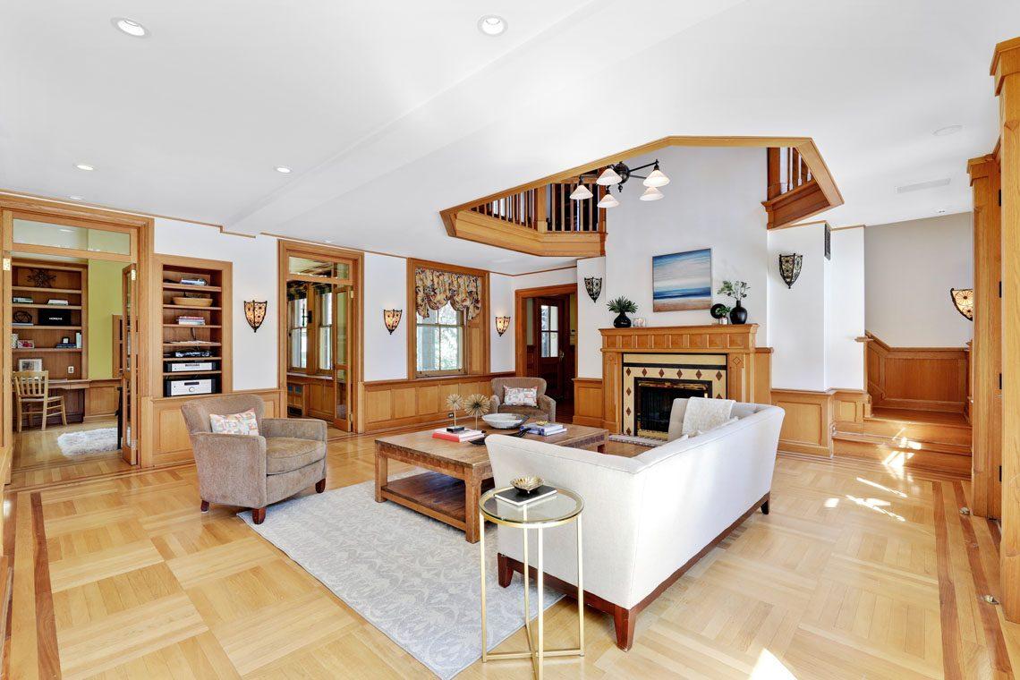 12 – 12 E Hartshorn Drive – Living Room